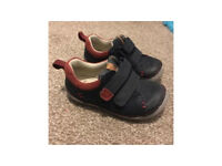 Clarks first walkers