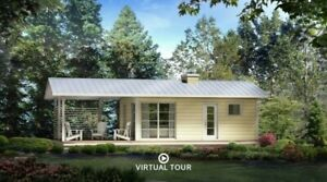 ] A NEW Waterfront Starter Cottage for just $161,800? YES!