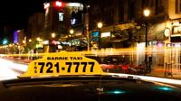 Driver Wanted For Hybrid Barrie Taxi on Rent (Nights Only)