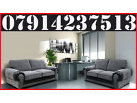 THIS WEEK SPECIAL OFFER Brand New Tangeant 3 + 2 Or Corner Sofa 4377