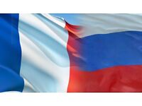 French / Russian lessons