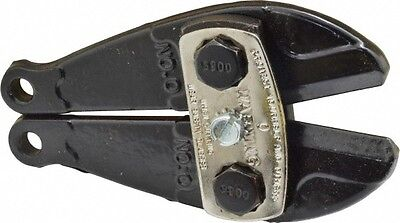 H.k. Porter Replacement Plier Cutter Head For Use With Hand Operated Bolt Cut...