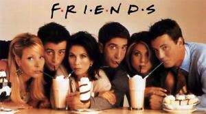 Complete Friends DVD series.