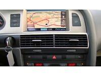 Audi 2017 MMI 2G High Navigation Maps UK Europe Sat Nav A4/A5/A6/A8/Q7 DVD