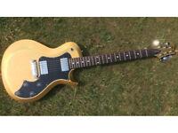 PRS/ Paul Reed Smith USA S2 Singlecut Electric guitar Egyptian Gold