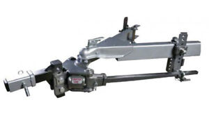 Centre Line Torsion Hitch assembly
