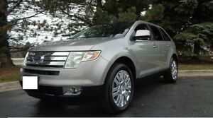 2008 Ford Edge Limited - AWD, Fully Loaded, Low KM