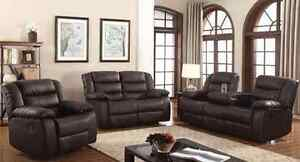 HUGE SALE ON SECTIONALS, RECLINERS AND MORE PRICES START FROM $4
