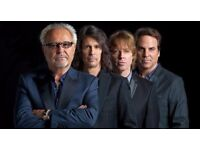 IN HAND 4x foreigner Tue 15 May 2018 Symphony Hall