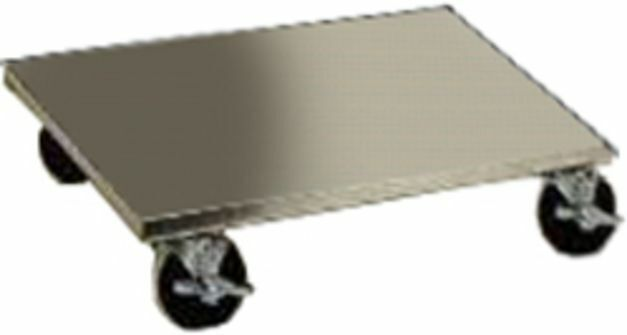 Tegrant ThermoSafe Dry Ice Storage Chest Dolly Stand: 377R
