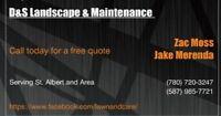 D&S Landscape & Maintenance
