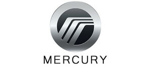 Mercury Door Mirror