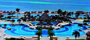 All Inclusive Palace Resorts Mexico STAY 8 nights and pay for 7