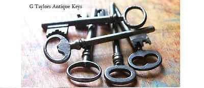 Antique Keys by GTaylors