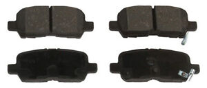 REAR BRAKE PADS  SET 999* fits: Chevrolet	Impala Buick	LaCrosse