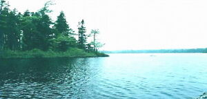 2.6acres above Lake Armstrong in Chalet Hamlet, Windsor NS