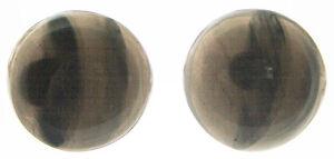 Silver Sheen Obsidian (Ovals) For Sale