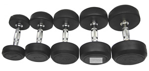 I need dumbells (in KILOGRAMS ONLY)