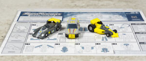 Transformers Minicon Race Team (Sky Boom Shield)