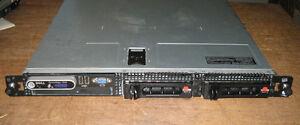 Dell 1950, 8 CPU cores, 2xGigE, 2x140G SAS HD, 8G RAM