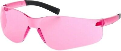 - Majestic Hailstorm Small Safety Glasses, Pink Lens, 85-1006PNK, Free Shipping