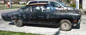 1970 Plymouth road runner project