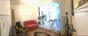 Spacious 4 1/2 in the Plateau to Sublet