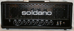 SOLDANO HOT ROD 100 PLUS