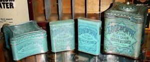 Antique Edgeworth Tobacco tin collection London Ontario image 1