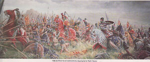 Battle of Bannockburn by Mark Churms