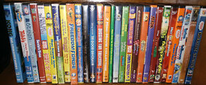 Children's 28 DVD Collection