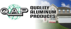 Quality Aluminum Products (QAP) Is Now OPEN!!!