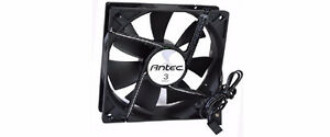 3-Speed 120mm Computer Cooling Fan - NEW - $13.00
