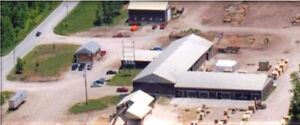 HALLMAN LUMBER MILL FOR SALE IN WALTERS FALLS