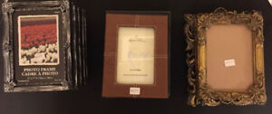 """Picture Frames 4 x6"""" & 5""""x7"""" $1.00,$10.00,$15.00View our other"""
