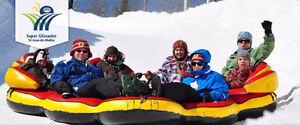 Snow Tubing tickets/Snow Tubing billets