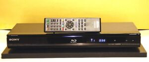 Sony Bluray Player Model BDP-S360 With Remote. High End.