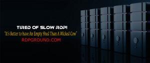 rdp full admin access