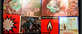 Queen - Rolling Stones X3 Vinyl Albums
