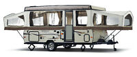 RV Rentals---Book Now for the 2016 Season