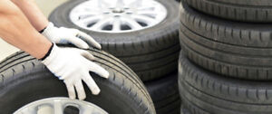 We Do Tire Changes! ONLY $60