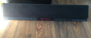 Sound bar speaker for TV