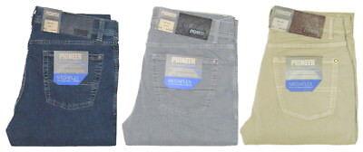 PIONEER ® Rando Megaflex Stretch Jeans Blau Hell Grau Beige Sommer 2.Wahl Ware