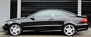 2003 Mercedes-Benz CLK Coupe
