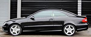 2003 Mercedes-Benz CLK Coupe