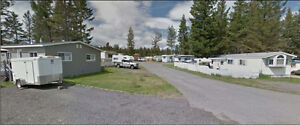 Quiet Mobile Home Park Site for Rent