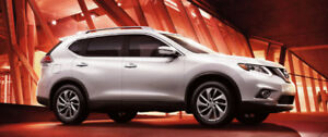 2016 Nissan Rogue SL SUV, Crossover + 4 new winter tires