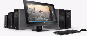 HP & Dell  Desktop work stations from $149 with warranty