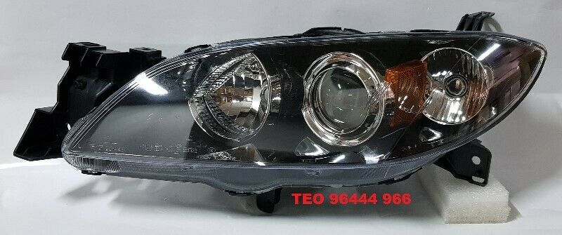 Mazda 3 SP '2004-2009 Head Lamp / Head Light (NEW)