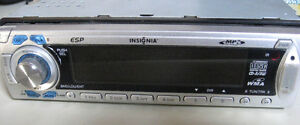 CD PLAYER STEREO DECK MADE BY INSIGNIA Cambridge Kitchener Area image 1